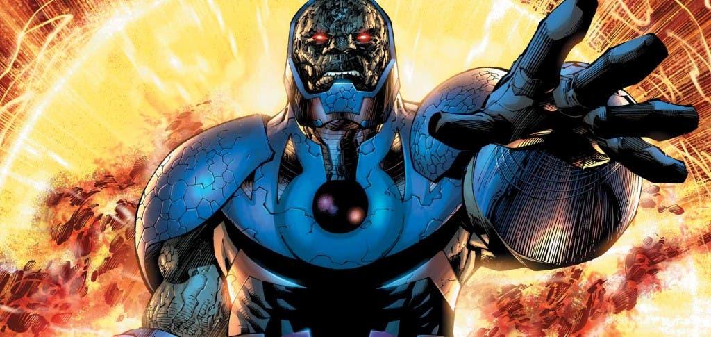 Areajugones Darkseid Justice League