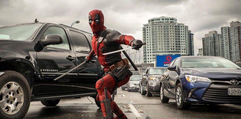 Nuevas imágenes del rodaje de Deadpool