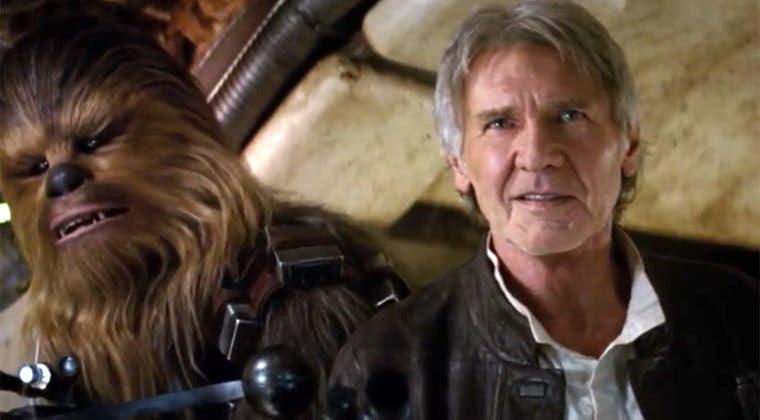 Imagen de Desvelado un nuevo personaje de Star Wars Episodio VII