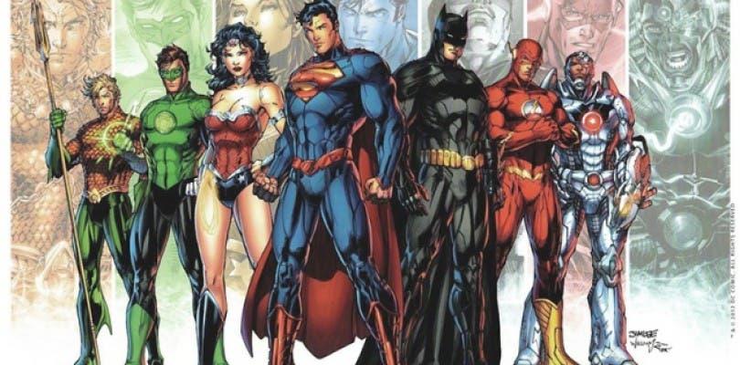 Geoff Johns revela el título definitivo de Justice League
