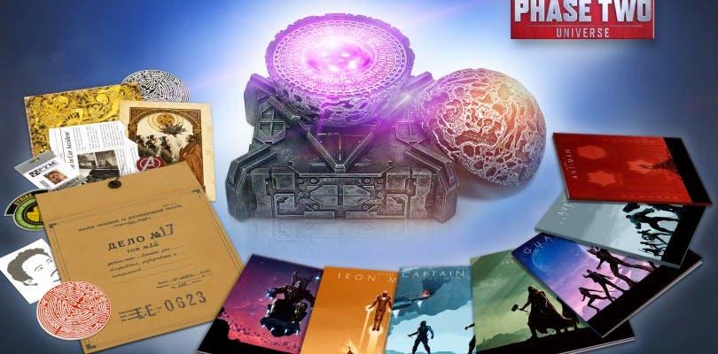 Se muestran unos curiosos artworks de la Fase 2 de Marvel