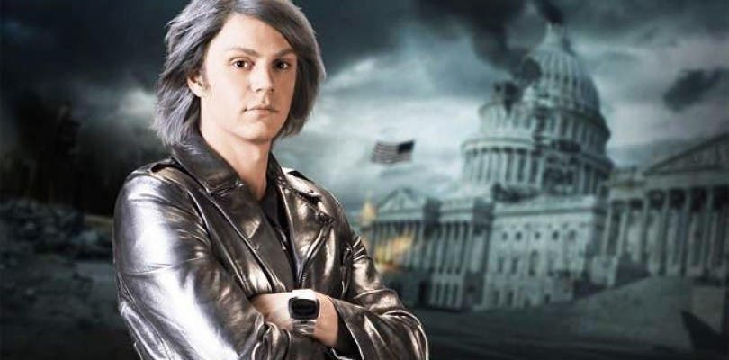 Evan Peters habla de su papel en X-Men: Apocalypse