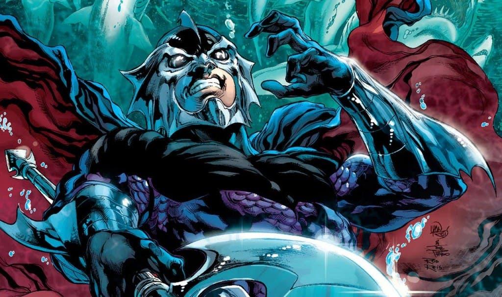 Areajugones Ocean Master Aquaman