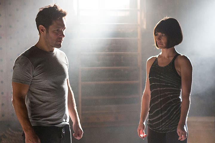 Areajugones Ant-Man Paul Rudd Evangeline Lilly