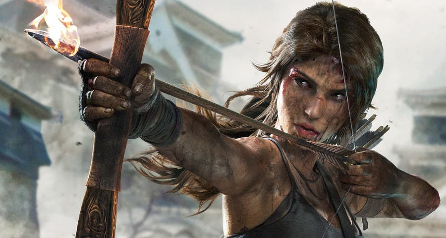 Areajugones Tomb Raider Lara Croft