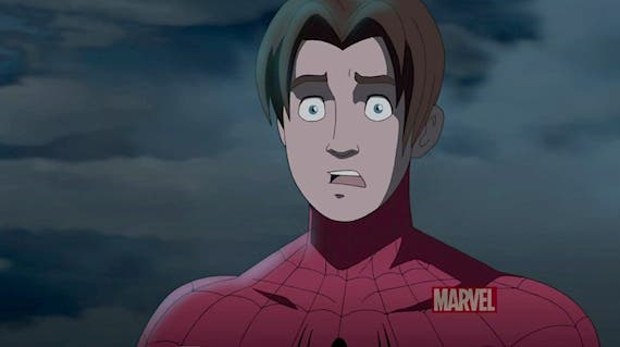 Areajugones Ultimate Spiderman