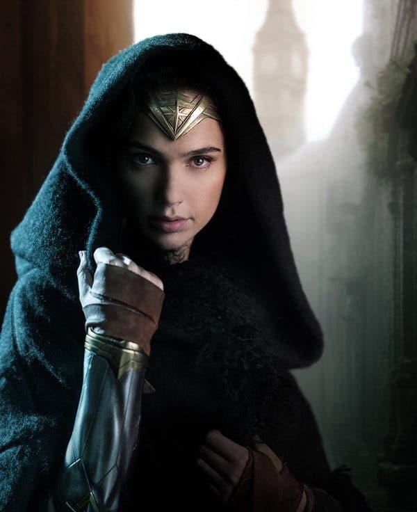 Areajugones Wonder Woman Gal Gadot