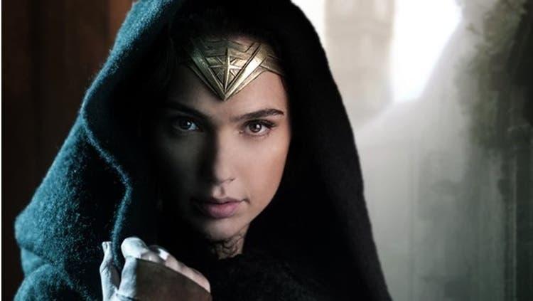 Areajugones Wonder Woman Imagen Oficial