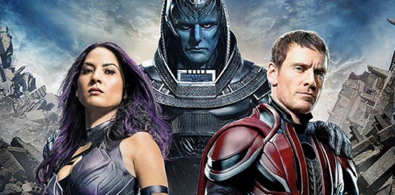 El tráiler de X-Men: Apocalypse ya tiene fecha