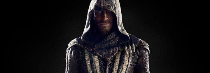A falta de videojuego este año veremos la película basada en la saga y protagonizada por Michael Fassbender
