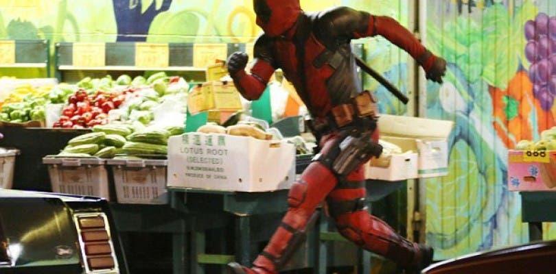 Nuevo póster en español de Deadpool
