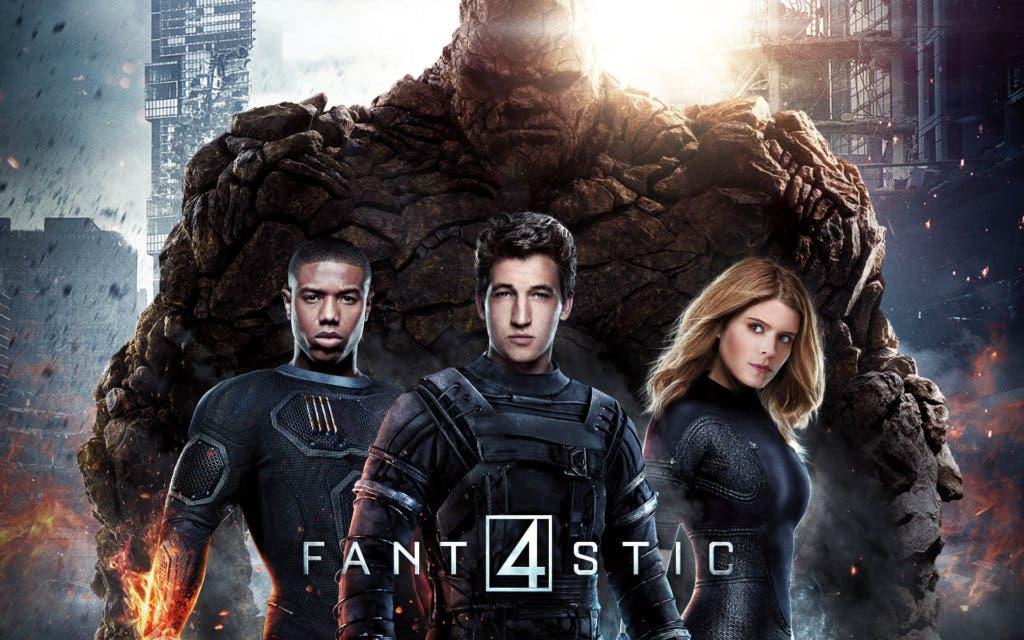 Areajugones fantastic four cuatro fantasticos