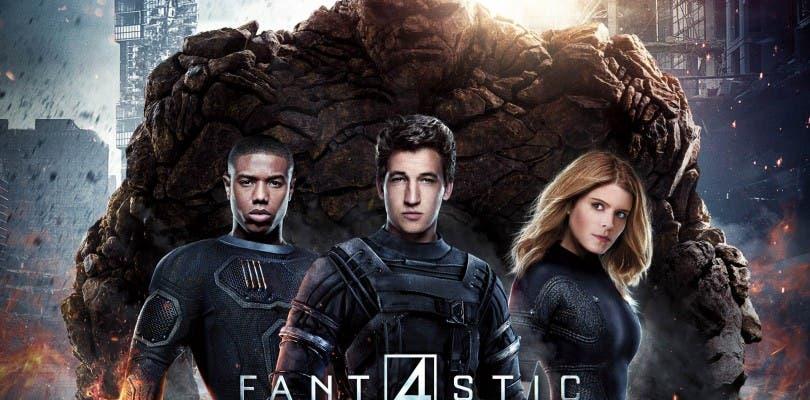 Fox señala a Cuatro Fantásticos como responsable de sus pérdidas