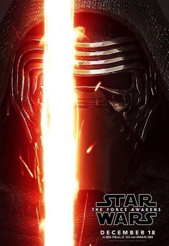 Areajugones star wars el despertar de la fuerza kylo ren