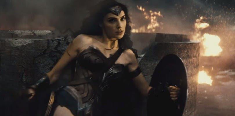 Primera imagen oficial y reparto confirmado de Wonder Woman