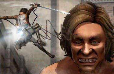 Dos nuevos y espectaculares tráilers gameplay de Attack on Titan