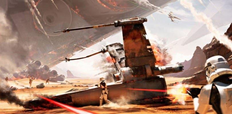 Star Wars Battlefront – Batalla de  Jakku contará con un nuevo modo de juego