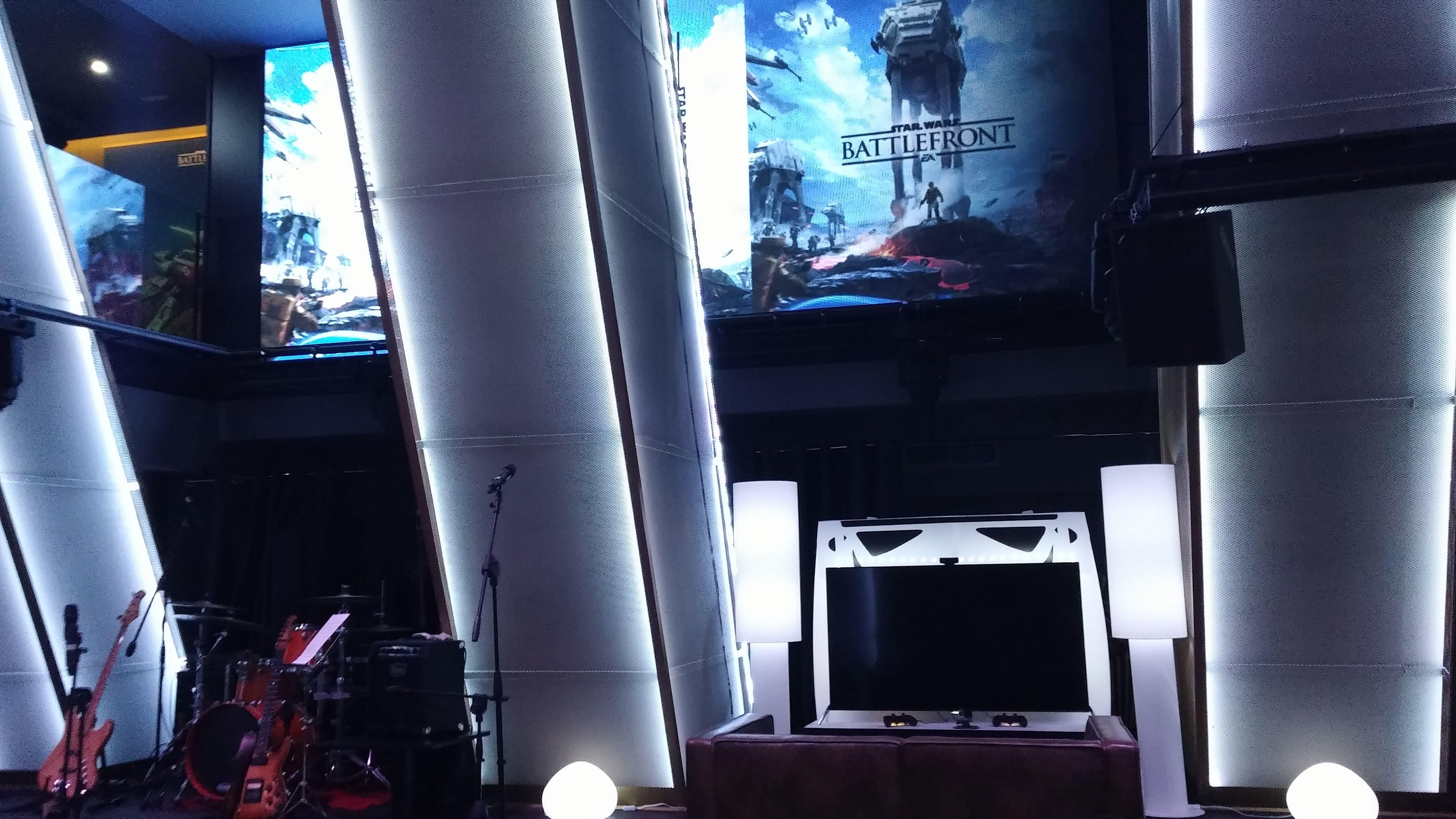 Battlefront-Escenario