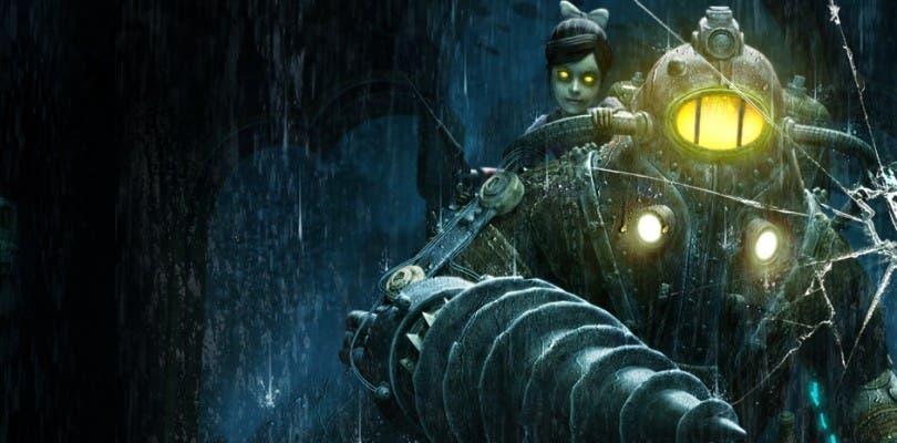Bioshock continúa siendo una saga importante para Take Two