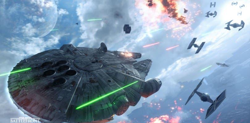 Espectacular vídeo del mod de Star Wars Battlefront que mejora sus gráficos