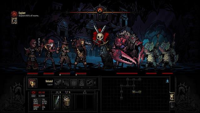 Darkest Dungeon PS4 PSVITA