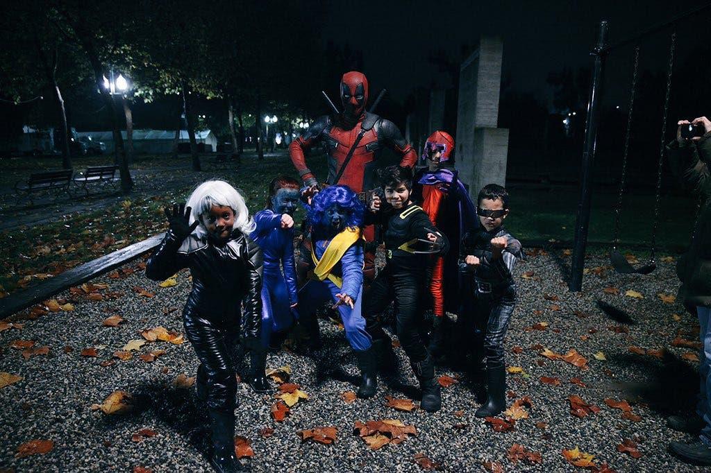 Deadpool Halloween
