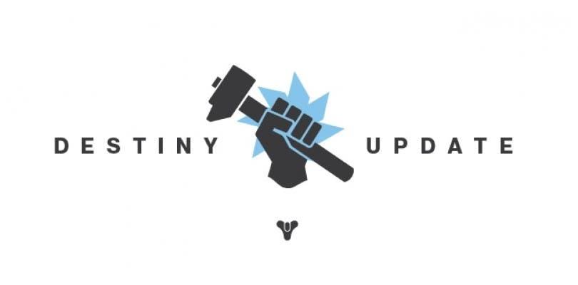 Destiny: Notas del parche 2.1.0
