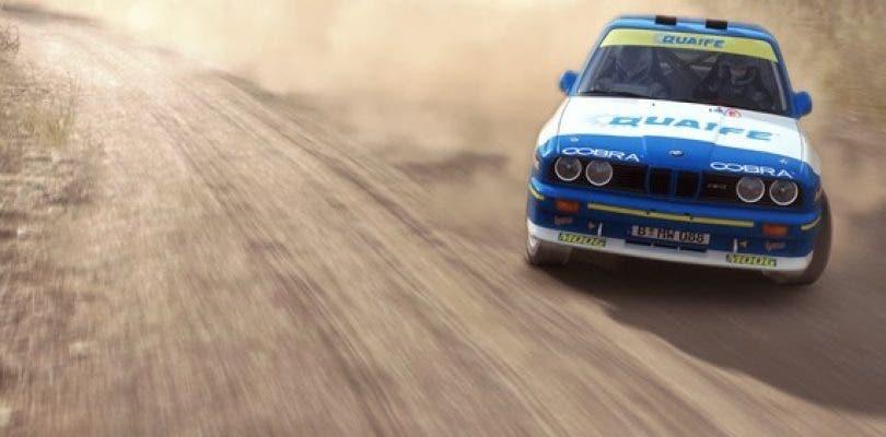 DiRT Rally recibirá una nueva actualización: Mordern Masters