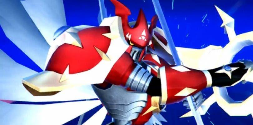Nuevas imágenes de Digimon World: Next Order