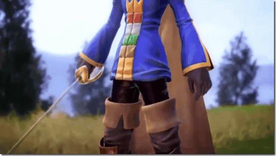 Dissidia Ramza Final Fantasy Tactics
