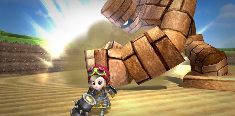 Dragon Quest Builders se muestra en un nuevo gameplay