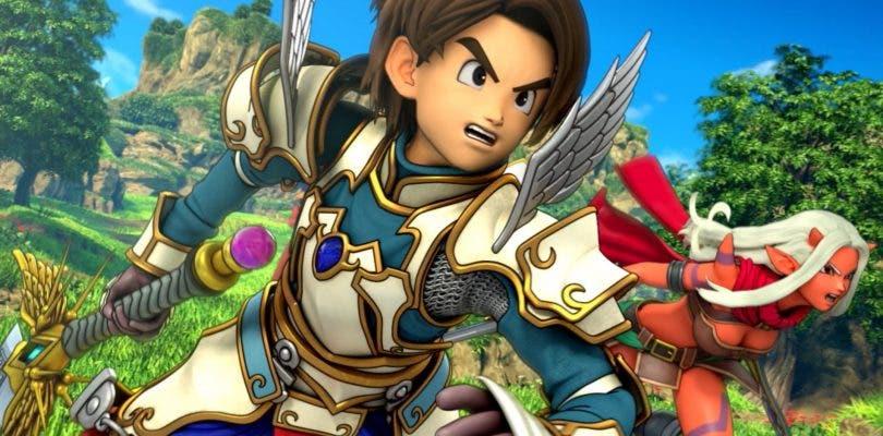 Dragon Quest X llegará próximamente a China