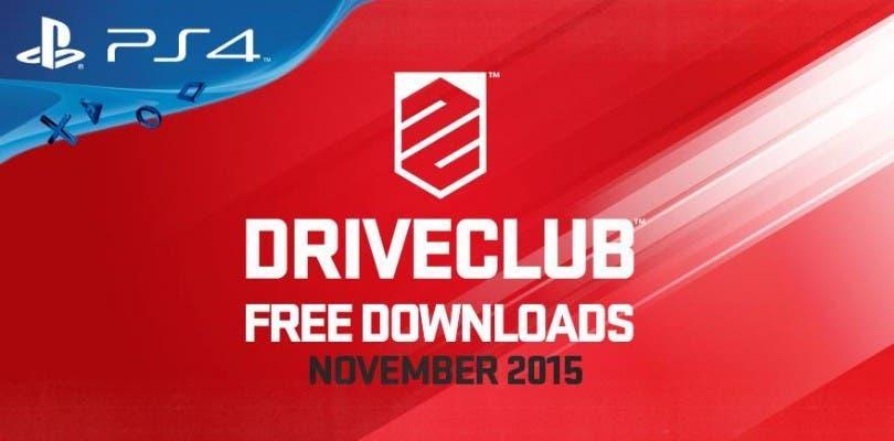 Ya disponibles para DriveClub y de forma gratuita el Erik Buell Racing pack y All-Stars Tour