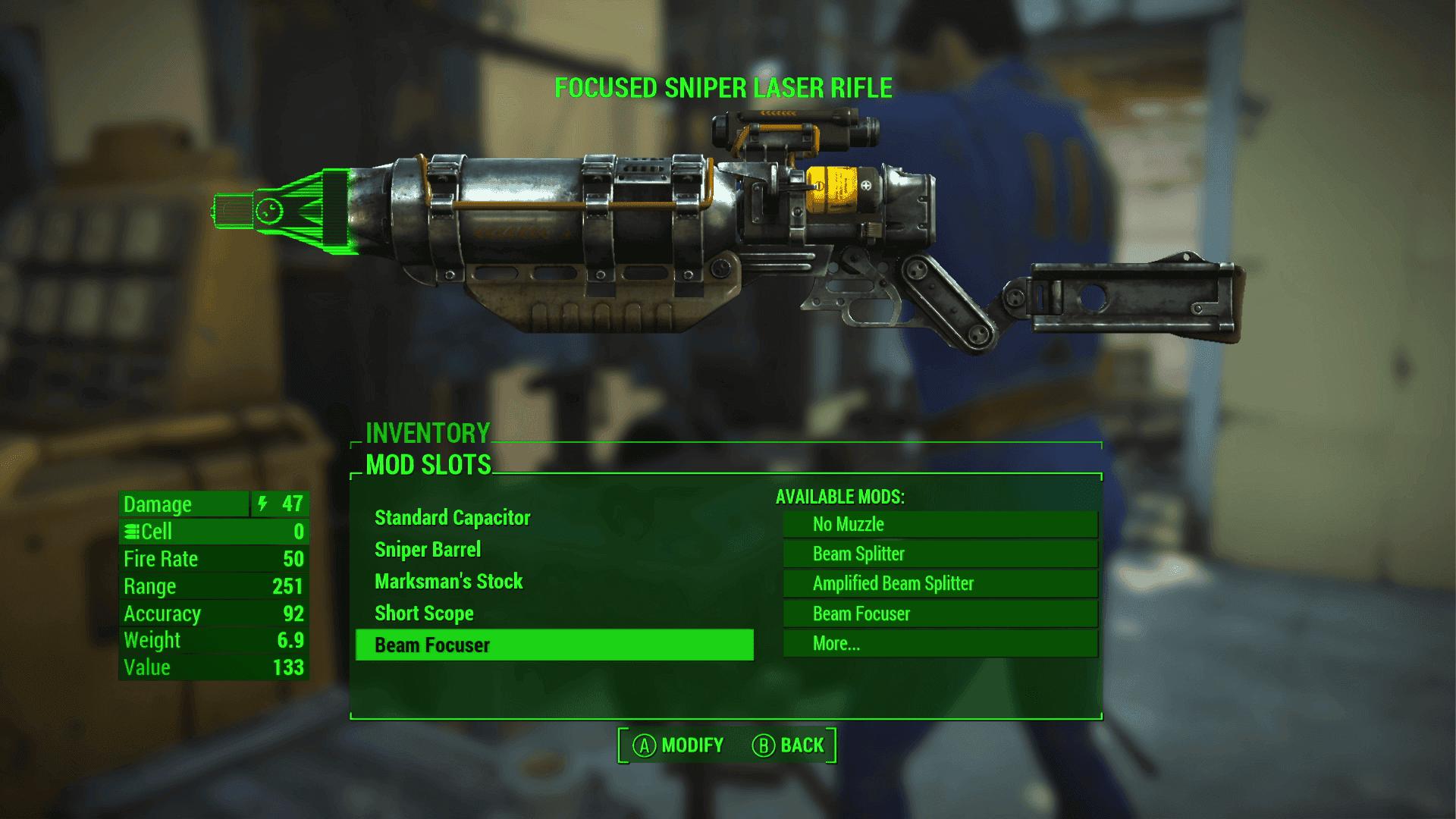 La personalización de armas es uno de los elementos más técnicos del juego
