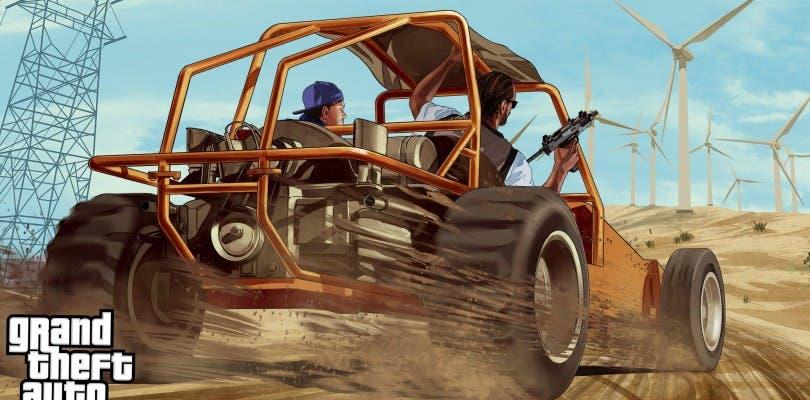 GTA Online lanza una nueva actividad para el Modo Adversario