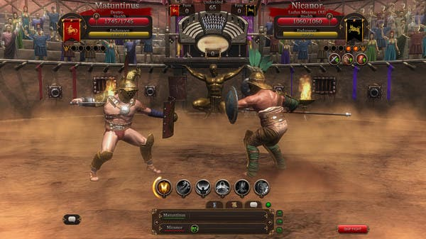 Gladiators Online Death Before Dishonor