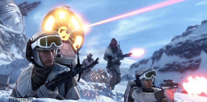 Se espera que hoy EA dé noticias de Star Wars Battlefront