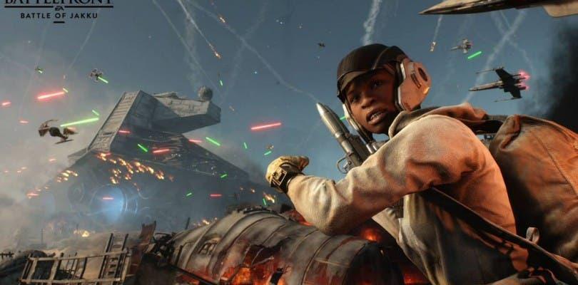 Disponible el parche 1.03 de Star Wars Battlefront