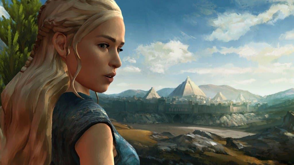Los personajes de la serie están especialmente detallados