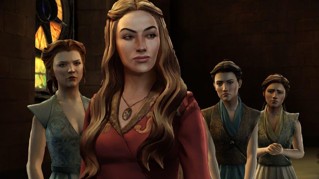 Juego de tronos Temporada 1 análisis PS4