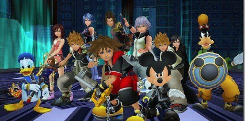 Kingdom Hearts III nunca estuvo listado para Nintendo NX