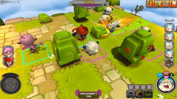Krosmaster Arena Steam PC Free to Play