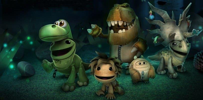 Los personajes de Little Big Planet 3 se visten de El viaje de Arlo