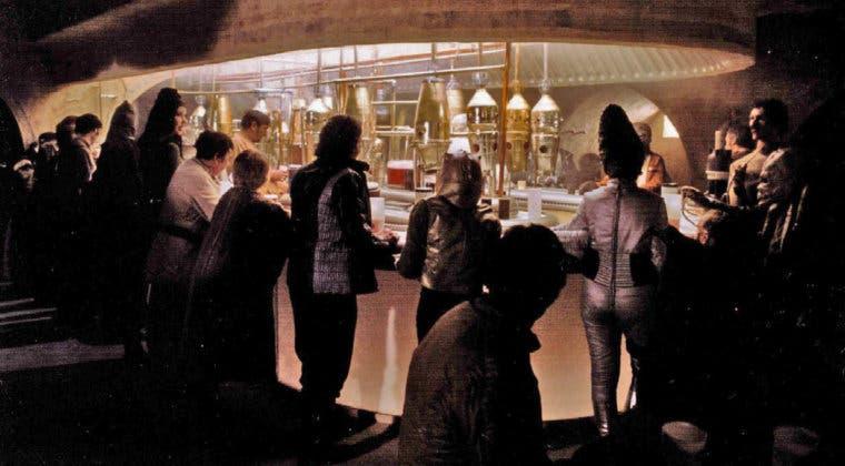 Imagen de La Cantina de Star Wars, recreada en Manchester