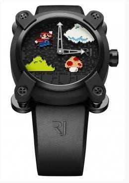 Mario Bros. reloj