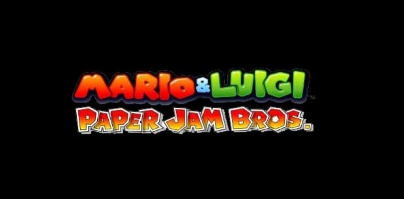 Nuevos anuncios japoneses de Mario & Luigi: Paper Jam Bros. muestran el uso de amiibo