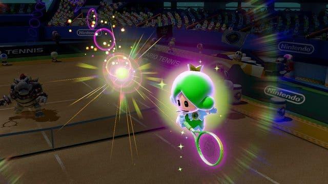 Mario Tennis Ultra Smash 21