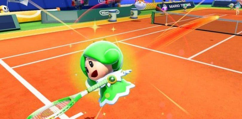 Mario Tennis: Ultra Smash revela otro personaje de su plantel