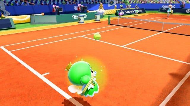 Mario Tennis Ultra Smash 5