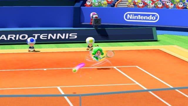 Mario Tennis Ultra Smash 6